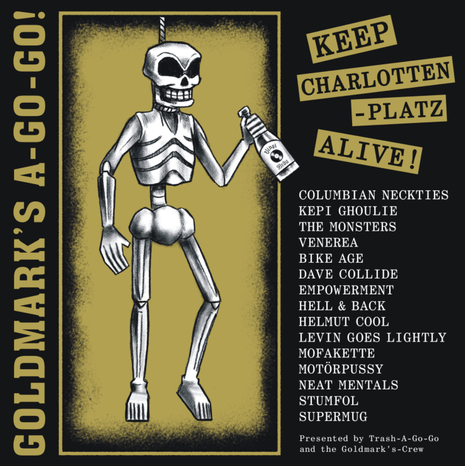 goldmarks-a-go-go